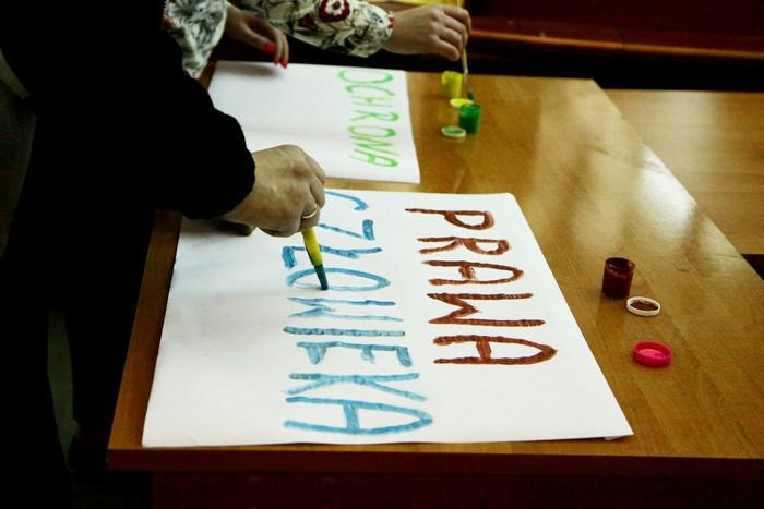 1% #COŚDOBREGO - akcja naszych wolontariuszy
