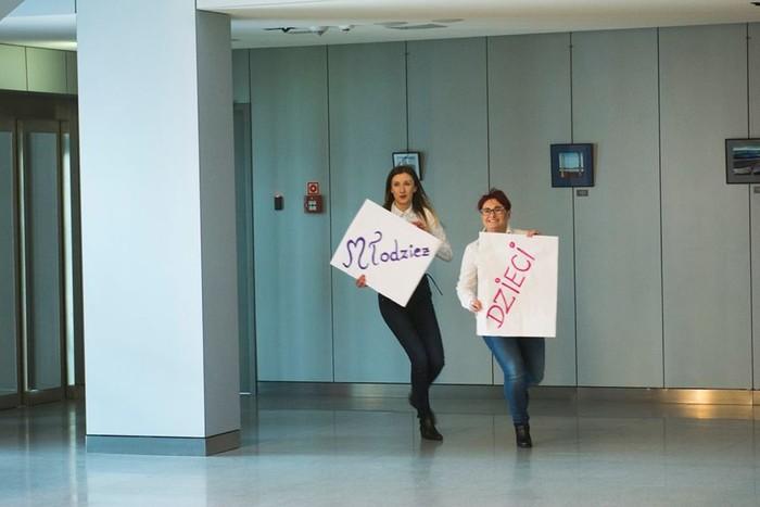 Zdjęcia do filmu promującego przekazywanie 1% - akcja #COŚDOBREGO