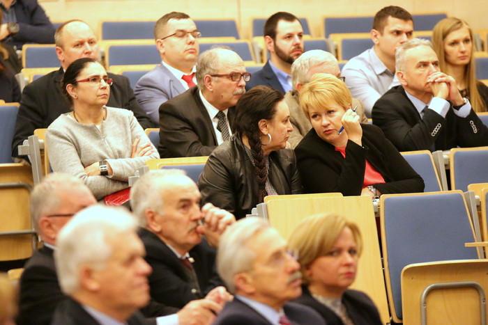 "Konferencja ""Nauka dla Biznesu – Biznes dla Nauki"