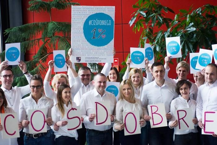 Zdjęcia do filmu promującego przekazywanie 1% – akcja #COŚDOBREGO