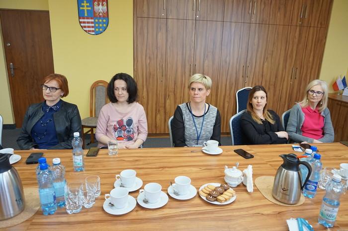 Spotkanie wolontariuszy UMWŚ