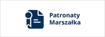 Baner zakładki patronaty Marszalka