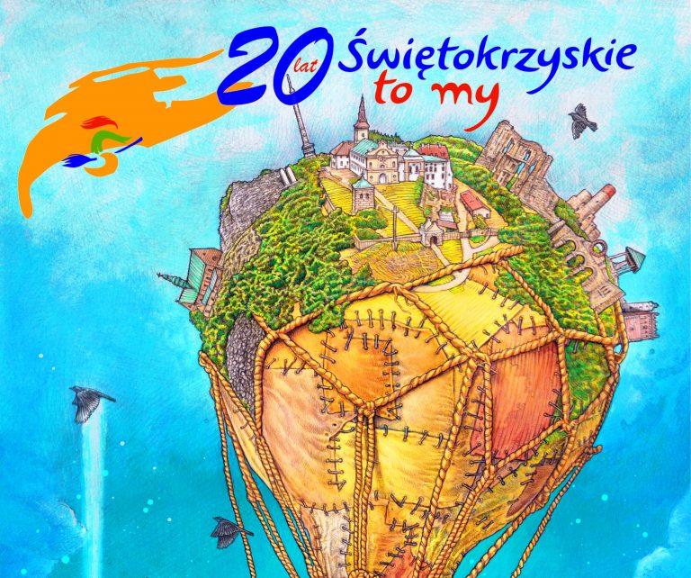 ŚwiĘtokrzyskie.to.my.plakat Plakat 29.7x42 Cm Marcin Bondarowicz 2018