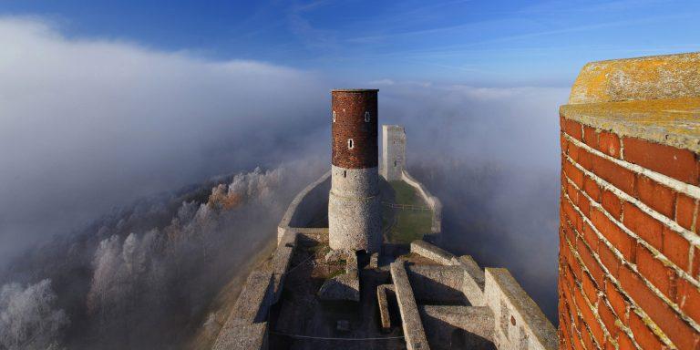 Zamek Królewski w Chęcinach oczekuje na milionowego turystę