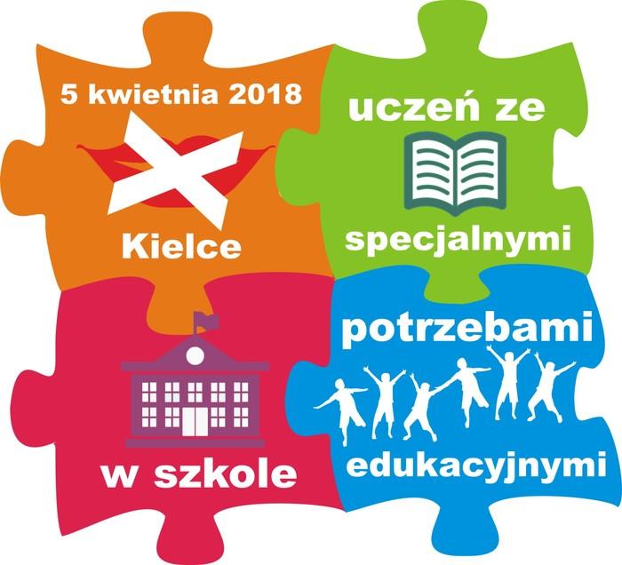 """Konferencja """"Uczeń ze specjalnymi potrzebami edukacyjnymi w szkole"""""""
