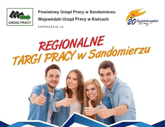 Regionalne Targi Pracy w Sandomierzu