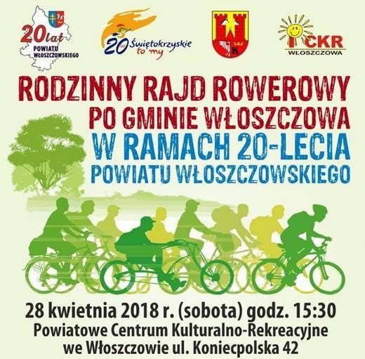 Rowerem po gminie Włoszczowa