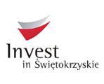 Logo Invest in Świętokrzyskie