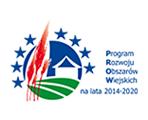 Logo Programu Rozwoju Obszarów Wiejskich