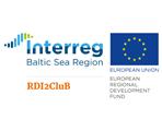 Logo projektu RDI2CluB
