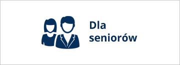 Baner zakładki dla Seniorów