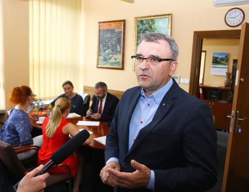 zdjęcie Piotra Żołądka