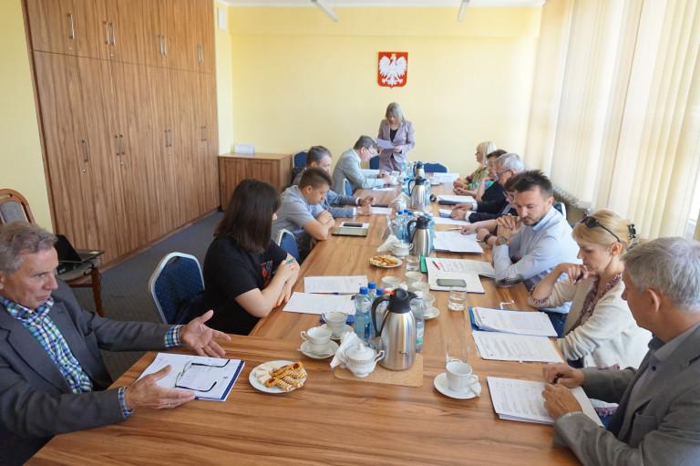 Będą obradowały komisje Sejmiku