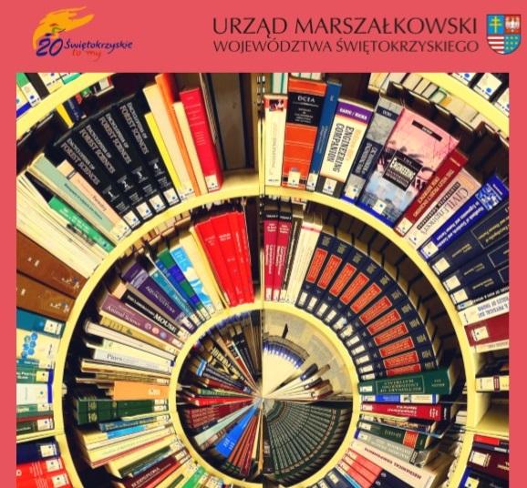 Uwalniamy książki na 20-lecie województwa świętokrzyskiego