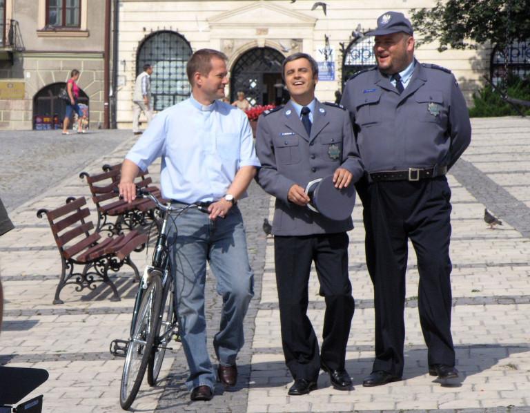 Mateusz, Możejko i Pluskwa odmienili Sandomierz