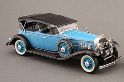 Historia motoryzacji w miniaturze