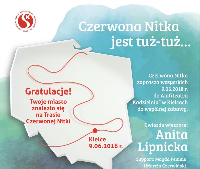 Trasa Nitki Plakat 23.04