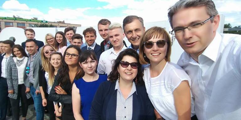 W Winnicy wymieniali się pomysłami na rzecz rozwoju społeczności lokalnych