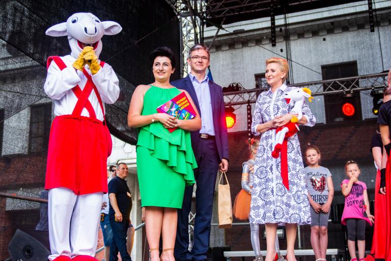 Kolorowy i radosny Międzynarodowy Festiwal Kultury Dziecięcej w Pacanowie (dużo zdjęć)