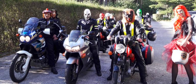 Baba Jaga Tour dla miłośników motocykli