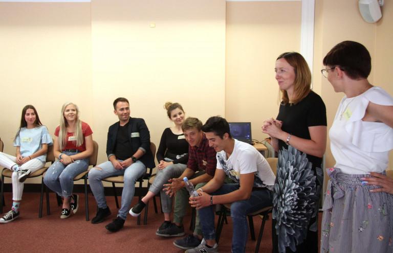Warsztaty dla młodych radnych przed pierwszą sesją