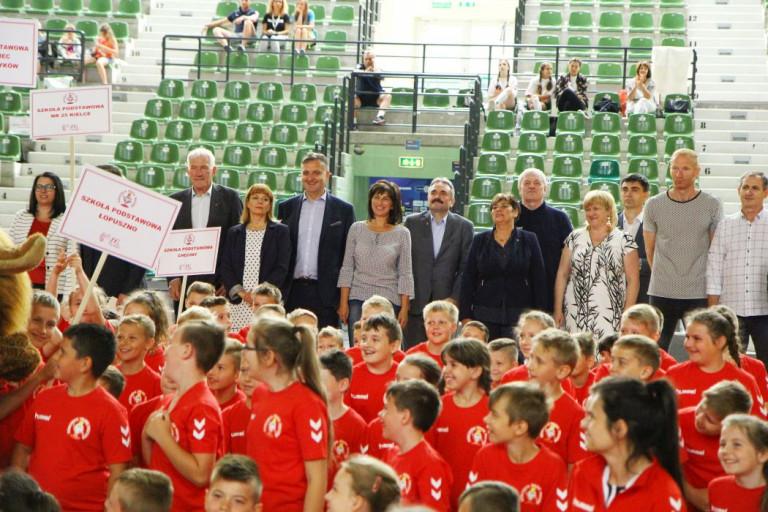 Turniej finałowy Dzięcięca Piłka Ręczna