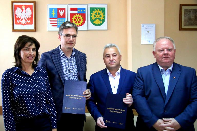 Prawie 4 mln zł na rewitalizację gminy Ruda Maleniecka