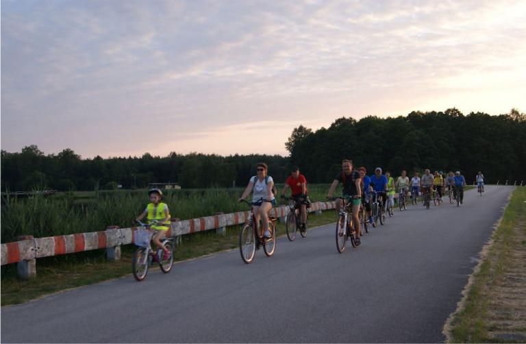 Rowerem przez gminę Secemin