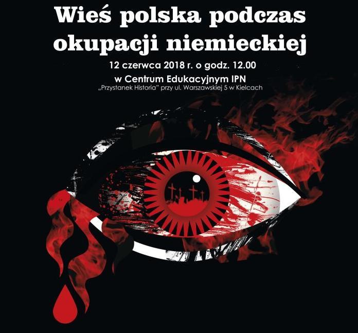 O martyrologii ludności polskich wsi w czasie niemieckiej okupacji
