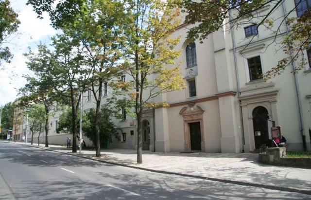 Muzeum S. Żeromskiego 1 Budynek