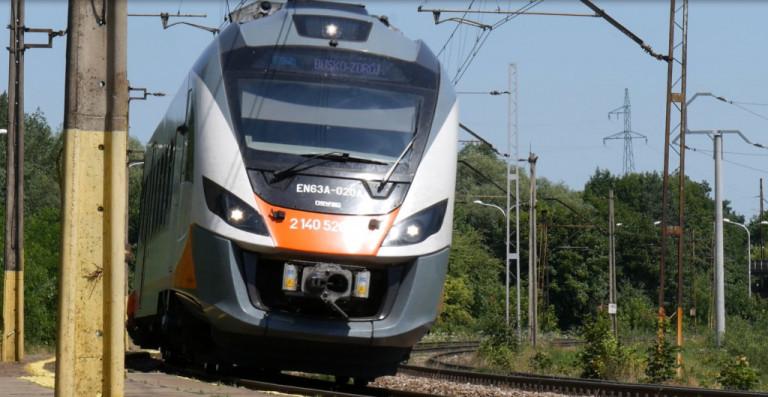 Już 27 czerwca br. startują połączenia kolejowe do Buska-Zdroju i Sandomierza