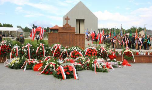 Michniów Mauzoleum Martyrologii Wsi Polskich