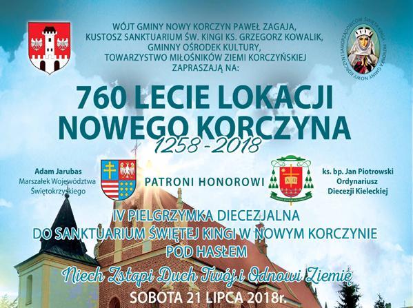 Nowy Korczyn obchodzi święto patronki i 760. rocznicę lokacji