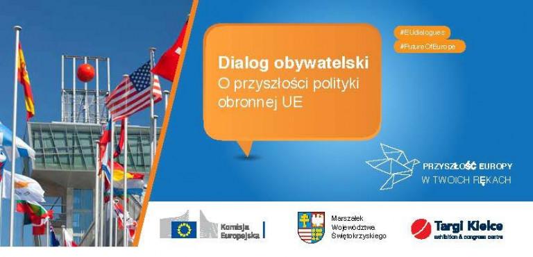 Dialog Obywatelski o Polityce Obronnej UE