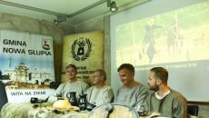 Dymarki Konferencja Prasowa