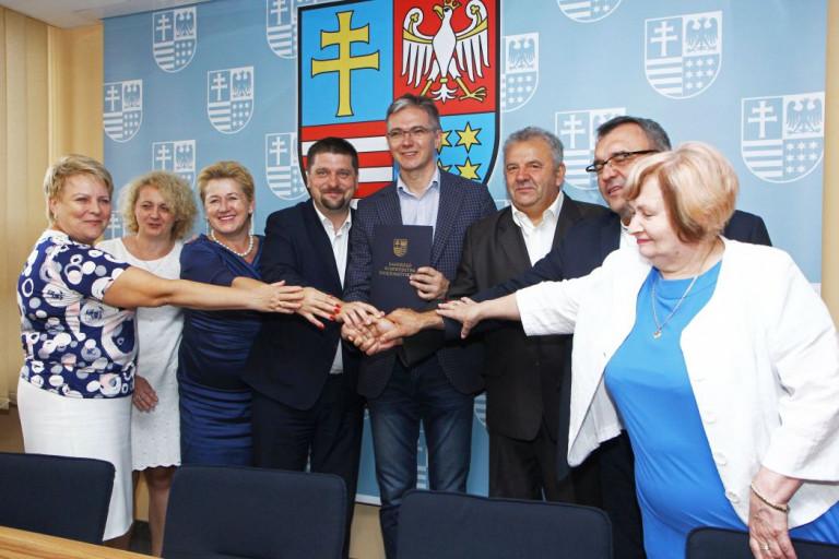 Świętokrzyscy Liderzy Kooperacji