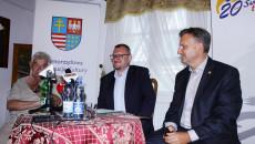 Konferencja Prasowa W Dworku Laszczyków W Kielcach (1)