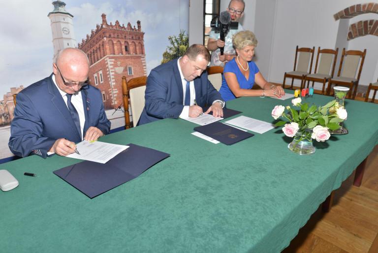 Sandomierz stawia na ekologiczne inwestycje