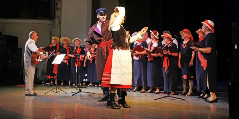 Świętokrzyski Festiwal Seniorów pełen niezwykłych wrażeń