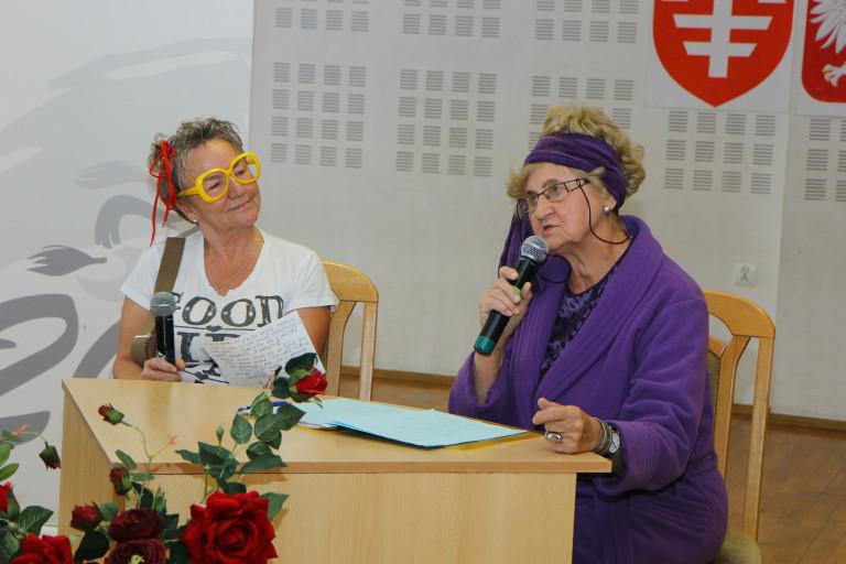 Święto seniorów w Jędrzejowie