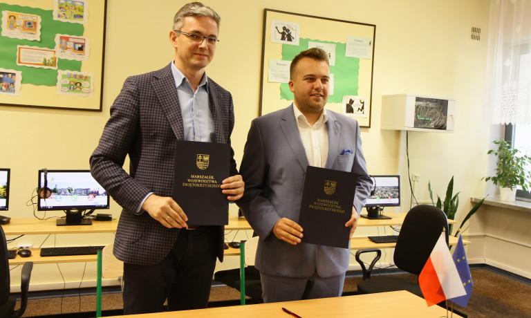 Rewolucja cyfrowa w Starachowicach