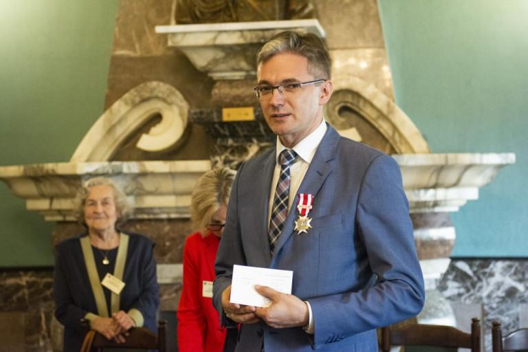 Medal Dla Marszałka Od Ziw3