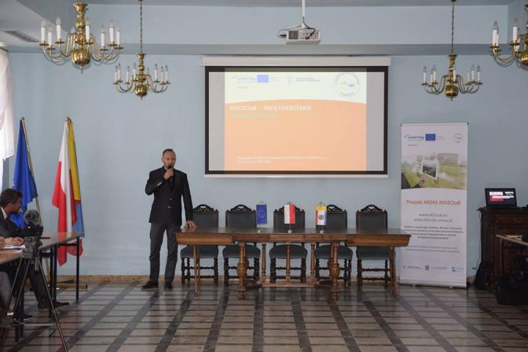 O biogospodarce w Regionalnym Centrum Naukowo-Technologicznym
