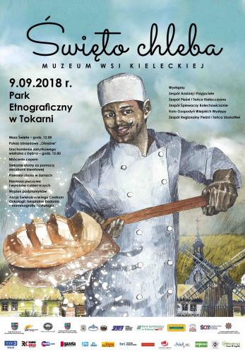 Plakat Chleb