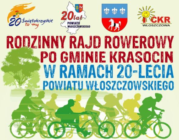Rowerem po gminie Krasocin