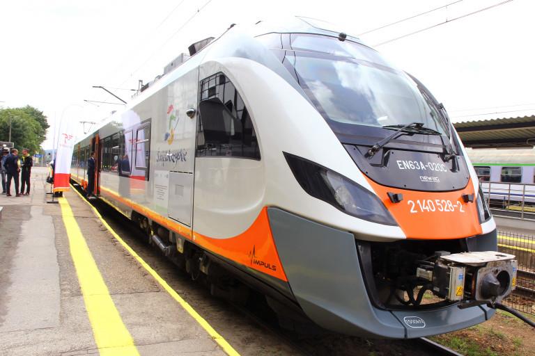 Dodatkowe atrakcje w pociągu relacji Kielce – Sandomierz