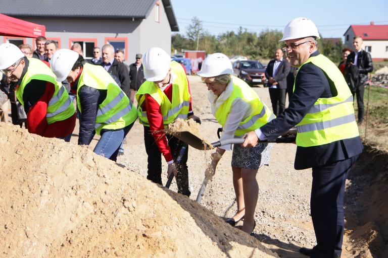 W gminie Łopuszno rusza długo wyczekiwana inwestycja