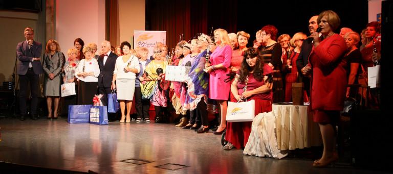 Finał I Świętokrzyskiego Festiwalu Seniorów za nami