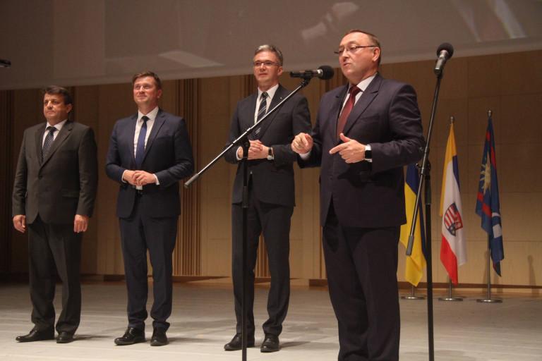 Świętokrzyskie i Winniczyzna świętowały 60-lecie współpracy