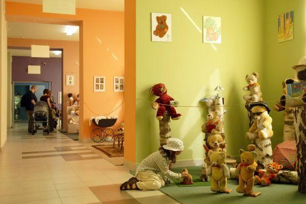 W Muzeum Zabawek i Zabawy dzieci się nie nudzą
